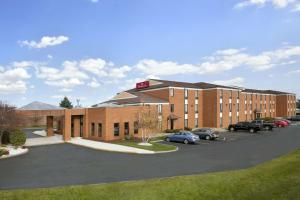 Ramada by Wyndham Canton/Hall of Fame, Hotels  Canton - big - 58
