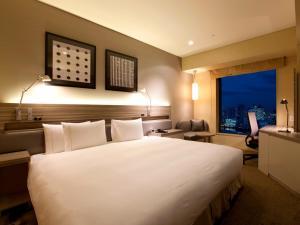 The Royal Park Hotel Tokyo Shiodome, Отели  Токио - big - 59