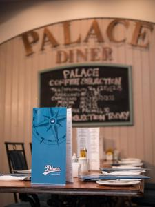 Palace Hotel, Hotels  Peterhead - big - 29