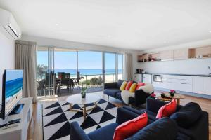 Sandbox Luxury Beach Front Apartments