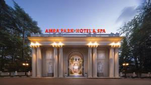 Парк-отели Гагры
