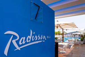Radisson Blu es. Hotel, Roma, Hotels  Rome - big - 89