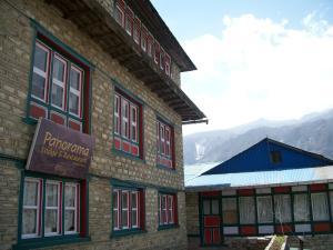 Panorama Lodge and Restaurant, Chaty v prírode  Nāmche Bāzār - big - 7