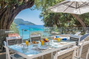 Odysseus Villa - Paleokastritsa