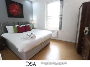 obrázek - Birmingham City Brand New Apartments (Flat 2)