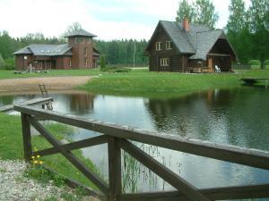 Recreation Center Brūveri, Комплексы для отдыха с коттеджами/бунгало  Сигулда - big - 70
