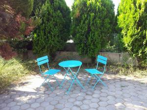 Garden studio apartment Argolida Greece