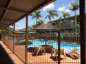 The Lodge Motel, Motelek  South Hedland - big - 23
