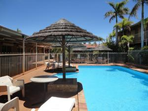 The Lodge Motel, Motelek  South Hedland - big - 1