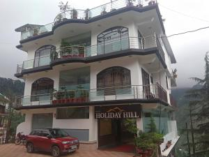 Hotel Holiday Hill, Hotels  Dharamshala - big - 84