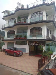 Hotel Holiday Hill, Hotels  Dharamshala - big - 55