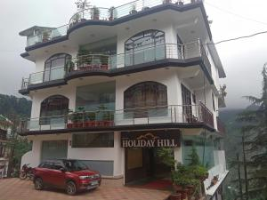 Hotel Holiday Hill, Hotels  Dharamshala - big - 80