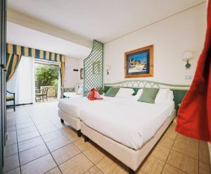 Zimmer Tripla Monte Garden