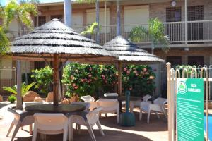 The Lodge Motel, Motelek  South Hedland - big - 40