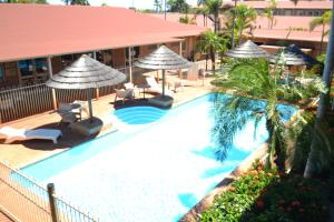 The Lodge Motel, Motelek  South Hedland - big - 38
