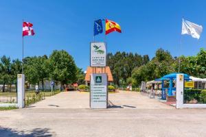 Camping Santa Tecla