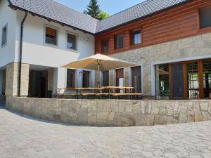 Club rezidence Apartmány Pod Lučí, Appartamenti  Loučovice - big - 93