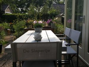 B&B De Slaperije, Bed and breakfasts  Warnsveld - big - 32
