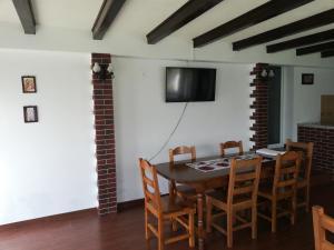 Rustic Argesean, Guest houses  Corbeni - big - 18