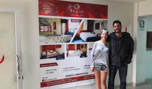 Hostal Turístico Huella's, Vendégházak  Trujillo - big - 33