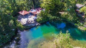 Riverside Private Lodge, Лоджи  Сан-Фелипе-де-Пуэрто-Плата - big - 9