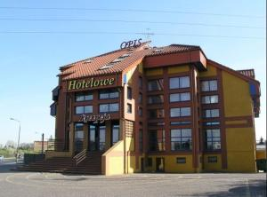 OPIS - Usługi Hotelowe
