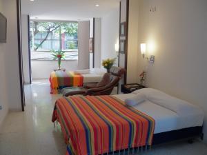 Casa Santa Mónica, Hotely  Cali - big - 16