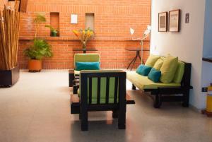 Casa Santa Mónica, Hotel  Cali - big - 58