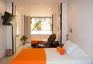 Casa Santa Mónica, Hotel  Cali - big - 53