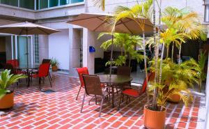Casa Santa Mónica, Hotels  Cali - big - 64