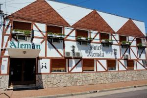 Hotel Alemán