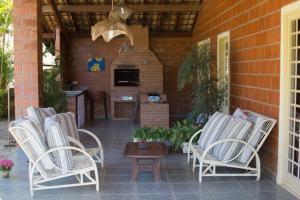 Pousada Colina Boa Vista, Pensionen  Piracaia - big - 79