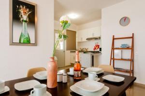 Luxury Apartments Donwtown, Appartamenti  Cancún - big - 76
