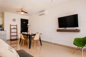 Luxury Apartments Donwtown, Appartamenti  Cancún - big - 75