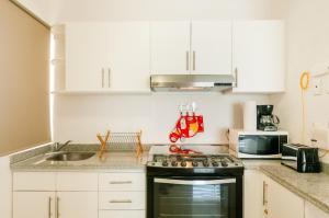 Luxury Apartments Donwtown, Appartamenti  Cancún - big - 64