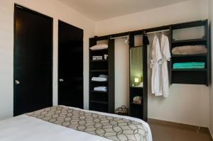 Luxury Apartments Donwtown, Appartamenti  Cancún - big - 63