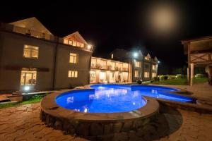 Albergues - Hotel Laguna