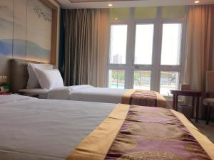 Auberges de jeunesse - New Runhua Hotel