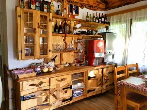 Guesthouse Green Valley, Penziony  Jezerce - big - 87