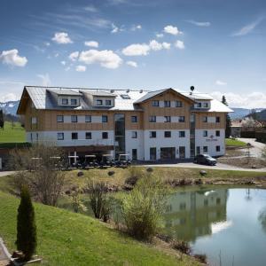 Chalet Alpenrose ❤️ 134qm am Golfplatz Oberstaufen - Apartment