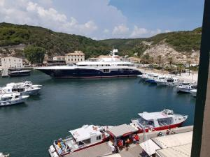 obrázek - Superbe T3 sur la Marina de Bonifacio