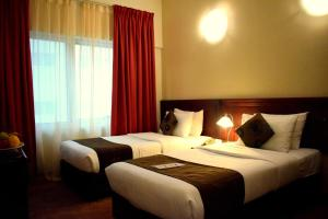 Nejoum Al Emarat, Hotels  Sharjah - big - 83