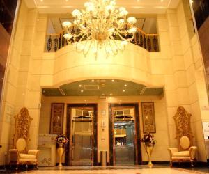 Nejoum Al Emarat, Hotel  Sharjah - big - 94