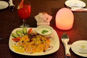 Nejoum Al Emarat, Hotel  Sharjah - big - 109