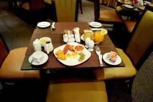 Nejoum Al Emarat, Hotel  Sharjah - big - 113