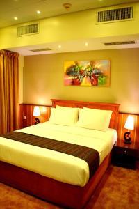 Nejoum Al Emarat, Hotel  Sharjah - big - 101