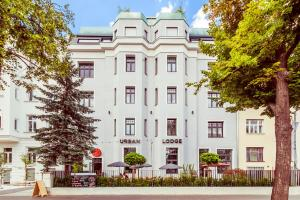 Urban Lodge - Apartments Vienna - Kaisermühlen