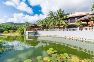 Sanya Yuelanwan Holiday Home, Prázdninové domy  San-ja - big - 52