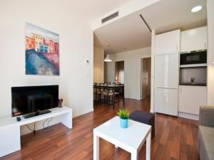 Apartamentos Murallas de Sevilla, Ferienwohnungen  Sevilla - big - 17