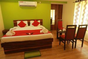 Hotel Dnest, Hotel  Hyderabad - big - 44